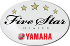 Yamaha Five Star Dealer Program