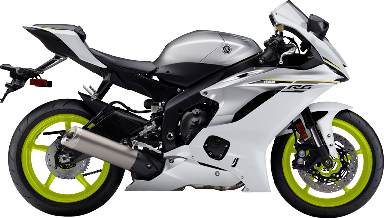 yamaha yzf r6 blanc bleut 2017 gr goire sport. Black Bedroom Furniture Sets. Home Design Ideas