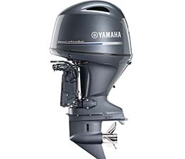 Yamaha F115 Moteur Hors Bord