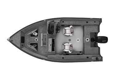 Bateau de pêche ProAngler161XL OH