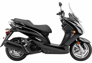 Scooter smax-2017