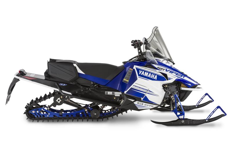 Yamaha sr viper s tx dx 137 2017 gr goire sport for Yamaha sx viper windshield