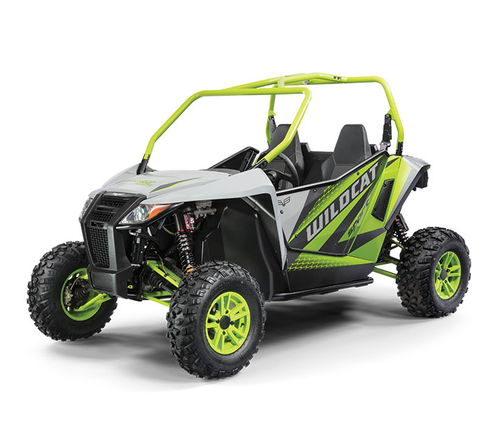Arctic Cat Textron Wildcat Sport Limited Eps 2018