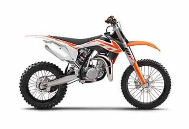 Motocross KTM 85SX 2017