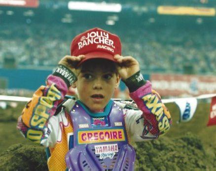 Olivier Grégoire - Super Motocross