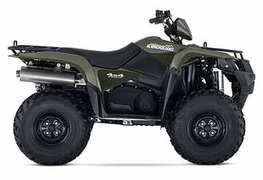 VTT kingquad-750-eps-2017