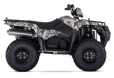 VTT kingquad-750-eps-camo-2017