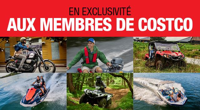 Promotion Costco Yamaha