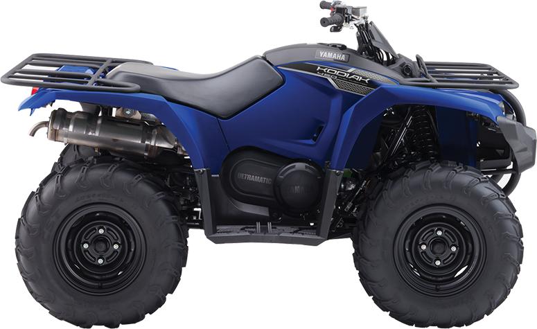Yamaha Kodiak Cc
