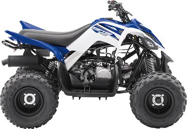 Yamaha raptor 90