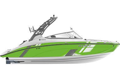 Yamaha 212XE 2021