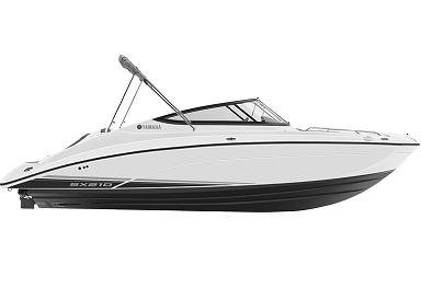 Bateau sport SX210