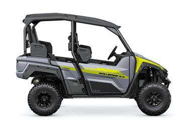 Yamaha Wolverine X4 850 R-Spec 2022