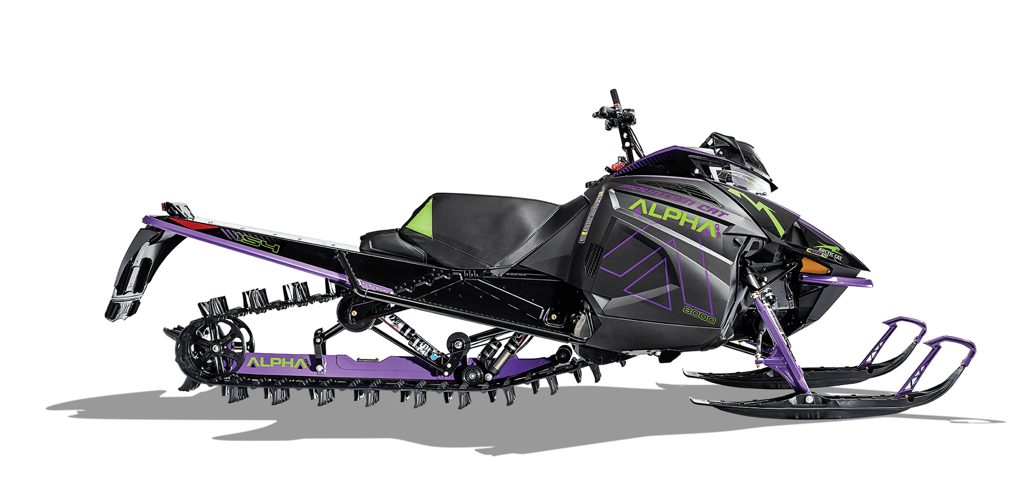 Arctic Cat Mountain Sleds