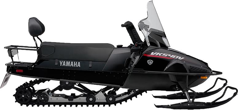 1989 Yamaha Vk 540 Manual - Lib 0625b1