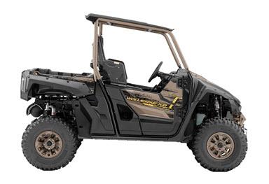 Yamaha Wolverine X2 EPS SE 2020