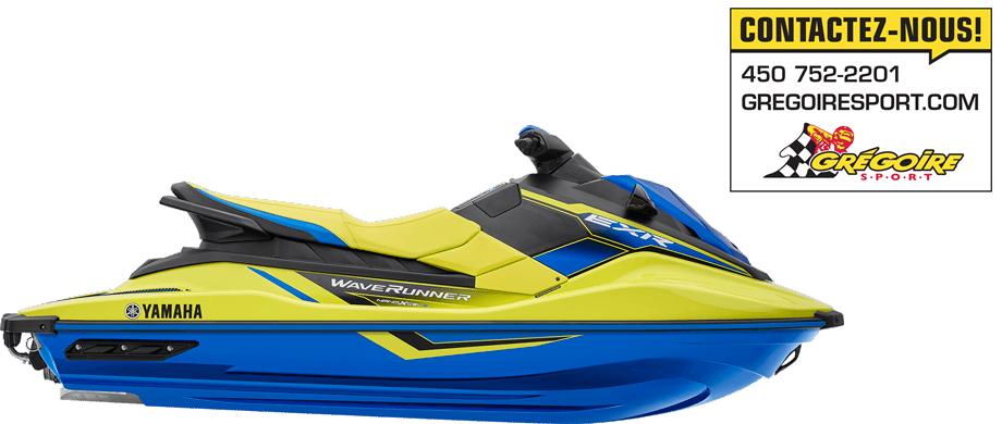 2020 Yamaha EXR - Grégoire Sport