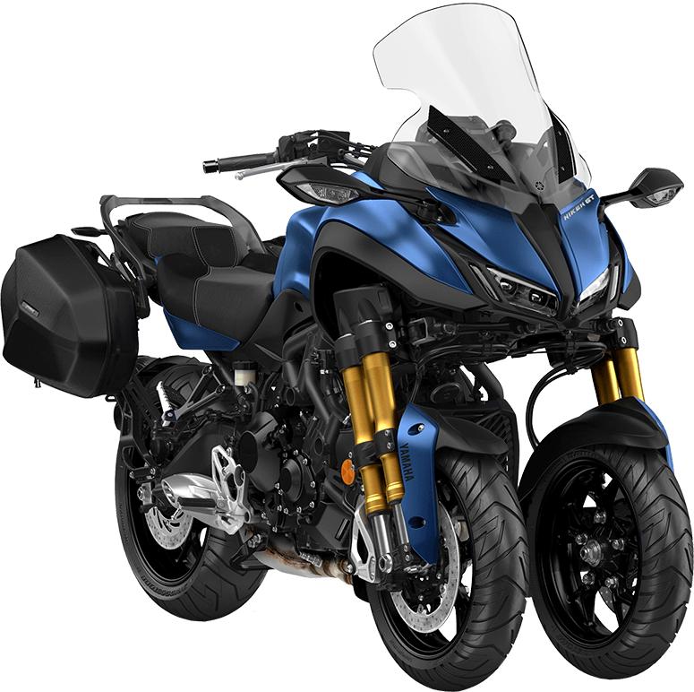 Yamaha Niken Gt 2019 Grégoire Sport