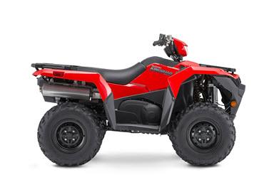 Suzuki KingQuad 500 EPS
