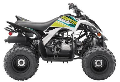 VTT pour enfant Yamaha Raptor 90 2021 blanc