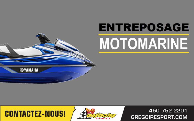 Entreposage motomarine
