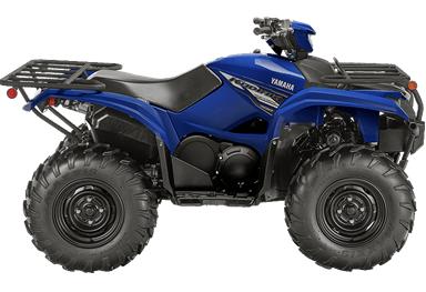 Yamaha Kodiak 700 EPS 2020 bleu