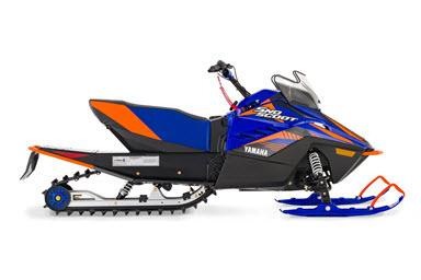 Yamaha Snoscoot 2021