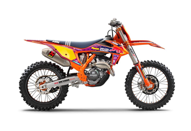 KTM 250 SX-F Troy Lee Design 2021