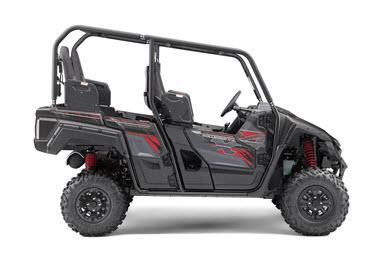 Yamaha Wolverine X4 EPS SE 2019