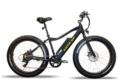 Ampr'up fatbike turbo