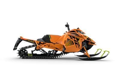 Arctic Cat M 8000 Hardcore Alpha One 2022