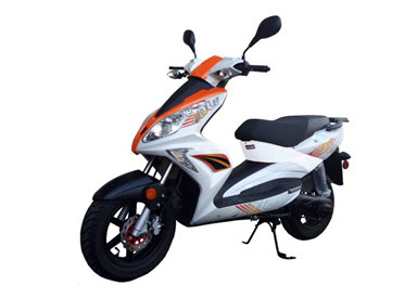 Adly GTS-R 50 2022